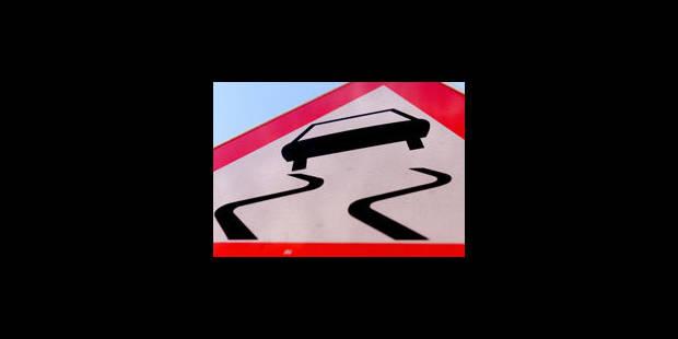 La plupart des accidents mortels sur autoroutes se produisent aux sorties - La Libre