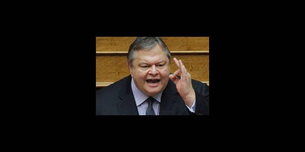 """La Grèce réduira son déficit """"quel que soit le coût politique"""" - La Libre"""