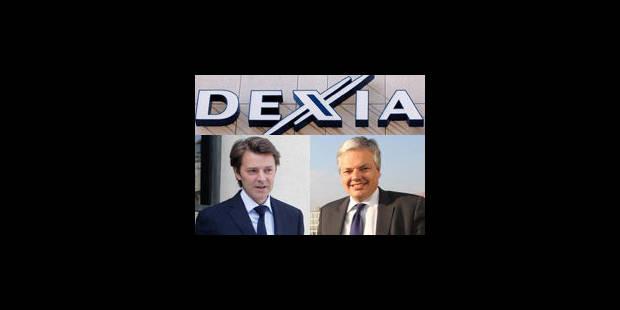 Dexia: Reynders et Baroin se rencontrent lundi - La Libre