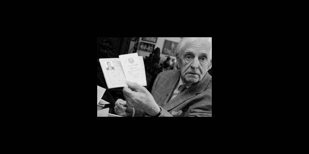 Décès de Paul Van Aerschodt, l'un des derniers collabos belges