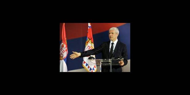 """Propositions de Bruxelles pour la Serbie: Boris Tadic se déclare """"fier"""""""