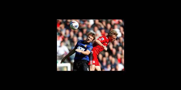Manchester United et Liverpool dos à dos - La Libre