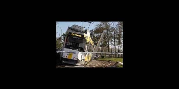 Le tram, responsable de nombreux accidents mortels - La Libre