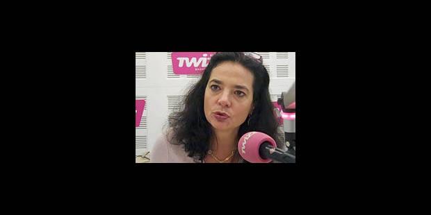"""Christine Defraigne: """"La rigueur, ça doit être du sérieux"""" - La Libre"""