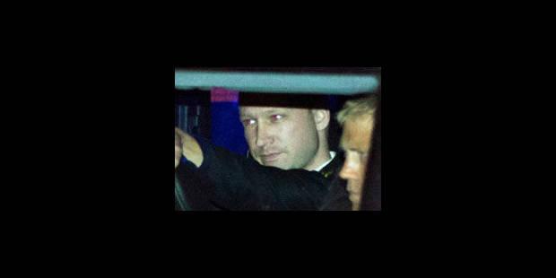 Breivik comparaitra-t-il par visioconférence ?