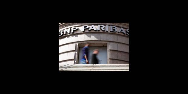 BNP Paribas et ING réduisent leurs effectifs - La Libre