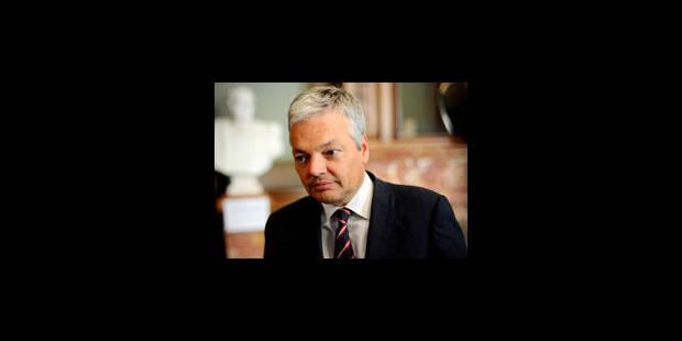 "MR: ""le CSF confirme notre analyse"" - La Libre"