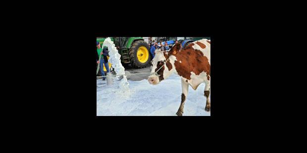 Delhaize et Carrefour rappelent des briques de lait - La Libre