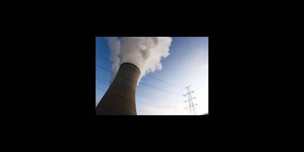 Nucléaire: travail bâclé, selon les Verts; réaction positive de la N-VA - La Libre