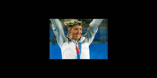 Une médaille d'or belge à Londres vaudra 50.000 euros
