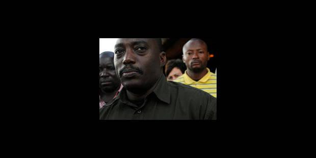 Kabila et Tshisekedi jouent à cache-cache au Nord-Kivu - La Libre
