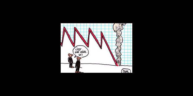 La désindustrialisation financière - La Libre