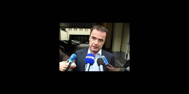 """Lutgen: """"Une semaine pour former un gouvernement"""""""