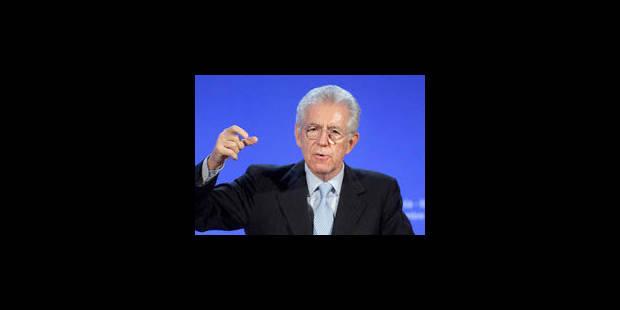 Le FMI prépare un prêt de 600 mds euro pour l'Italie