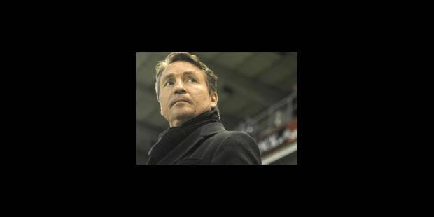 Plainte pour fait de moeurs contre l'entraîneur de La Gantoise Trond Sollied