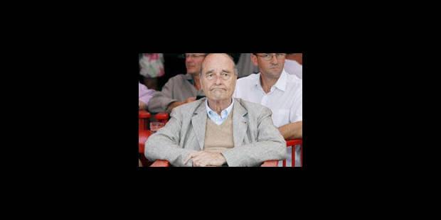 Emplois fictifs: Jacques Chirac condamné à deux ans de prison avec sursis