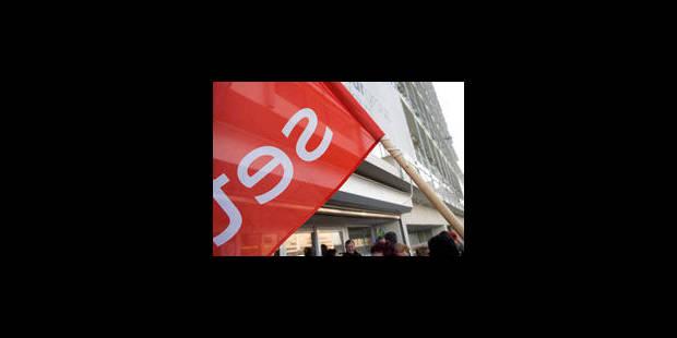 """SETCa: la grève générale du 30 janvier est """"quasi certaine"""" - La Libre"""