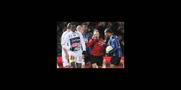 Le FC Bruges chute à Louvain - La Libre
