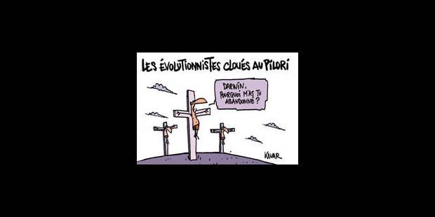 Fiche Philo: Evolutionnisme VS Créationnisme - La Libre