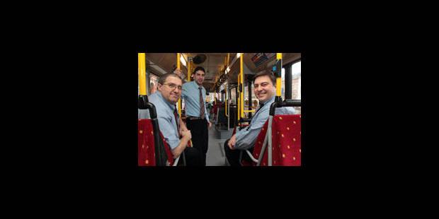 """En route avec les """"Noctambus"""" - La Libre"""
