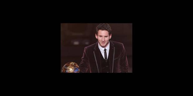 Messi appartient aussi à La Trinité - La Libre