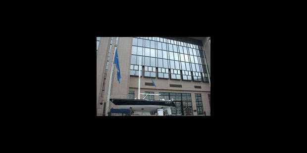 Conteneur suspect : le quartier européen en partie bouclé - La Libre