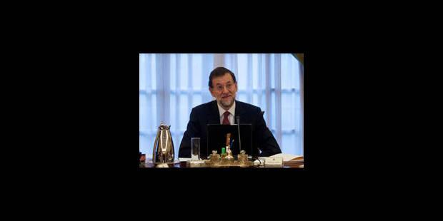 """Espagne: la dégradation de la note est un """"héritage du passé"""" - La Libre"""