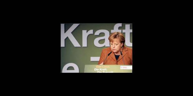 """""""Et pourquoi ne pas dégrader l'Allemagne ?"""" - La Libre"""