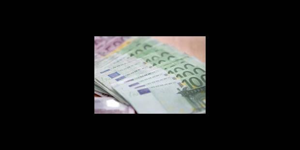 Moins de billets contrefaits saisis en 2011 - La Libre