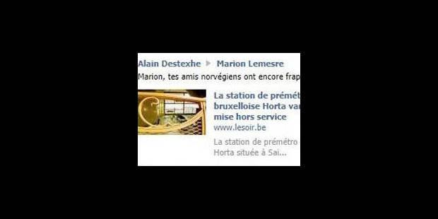 """Alain Destexhe dérape grave, comme diraient """"les Norvégiens"""""""