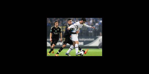 Anderlecht assomme Gand et prend 9 points d'avance (3-1) - La Libre