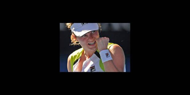 Clijsters sauve 4 balles de match et file en quarts - La Libre