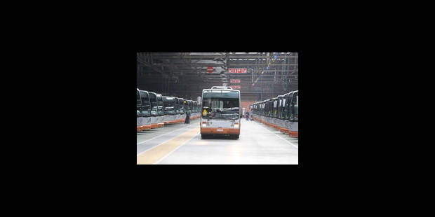 La STIB se prépare à tourner le dos aux bus diesel - La Libre
