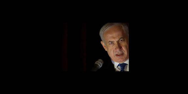 """Netanyahu déplore le """"silence"""" du monde face à l'Iran"""