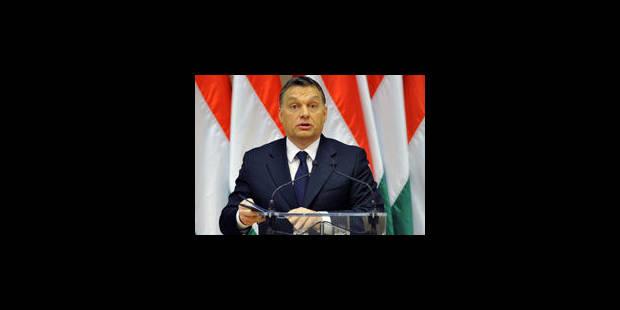 Les attaques contre Orbán sont-elles démesurées ? - La Libre