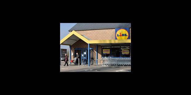 Lidl ouvre ses magasins deux heures de plus par jour - La Libre