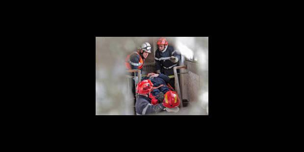 Vague de vols chez les pompiers à Bruxelles - La Libre