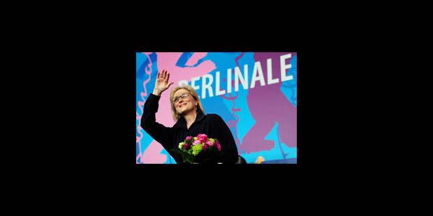 Berlinale: Ours d'or d'honneur pour l'actrice Meryl Streep - La Libre