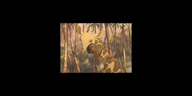 L'enfant, la girafe et le roi - La Libre
