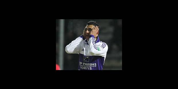 Un match nul d'Anderlecht au Lierse (0-0) - La Libre