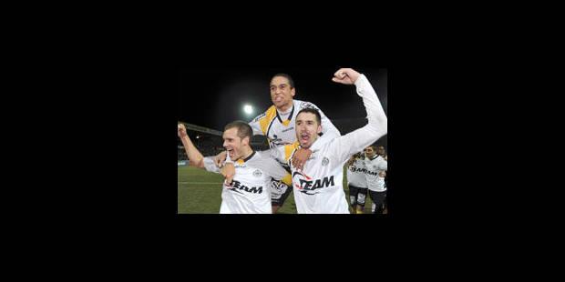 Lokeren rejoint Courtrai en finale d'une Coupe de Belgique inédite - La Libre