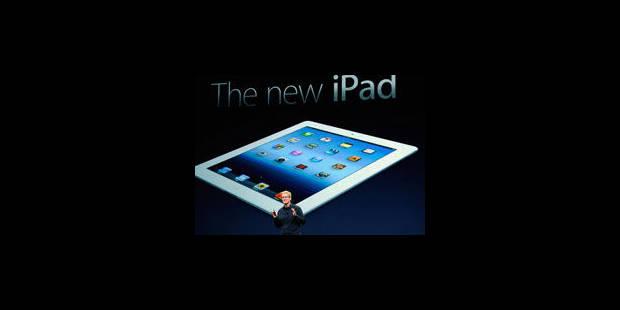 L'iPad, troisième du nom - La Libre