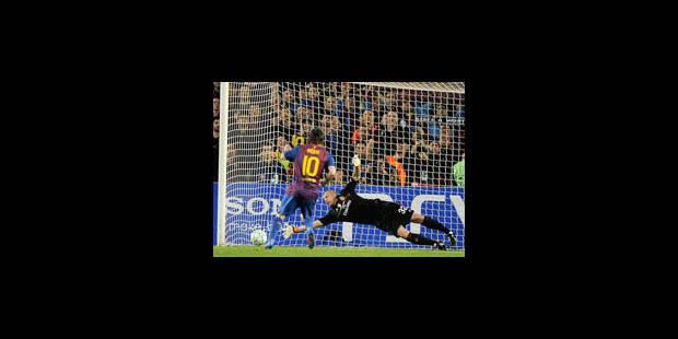 Le Barça remporte le choc des quarts (3-1) - La Libre