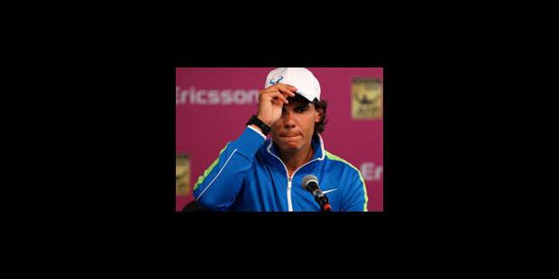 Nadal forfait à Miami, Murray en finale - La Libre