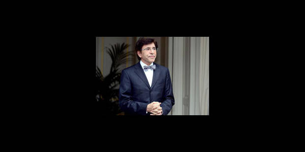 Elio Di Rupo ou la politique du pathos - La Libre