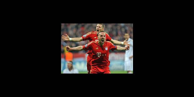 Le Bayern s'impose dans les derniers instants (2-1) - La Libre