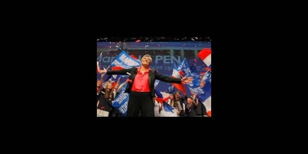 Marine Le Pen, la candidate des jeunes?