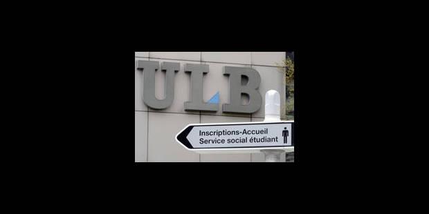 Journaliste US pour 17 000 € à l'ULB