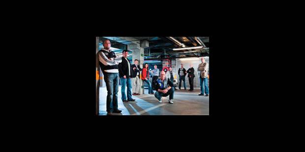 Les flics de Bruxelles dans un feuilleton télé - La Libre