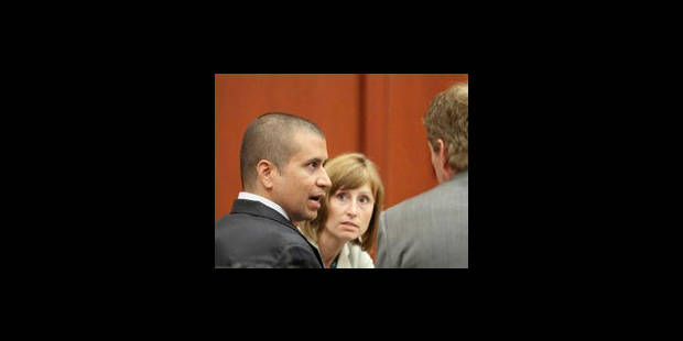 George Zimmerman libéré sous caution